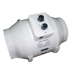 TT-UN Pro 1040m3/h - Thermo Control - Ø200mm