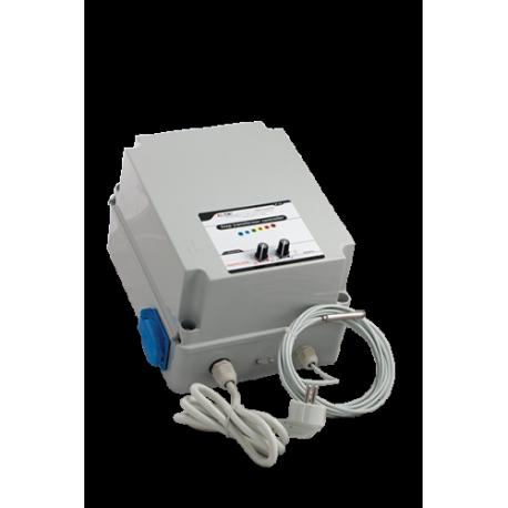GSE - Temperature - Step transformer 2.5A - 1 fan FR
