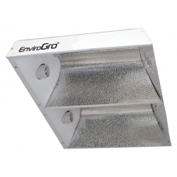 EnviroGro© - Double réflecteur Pro CFL Twin