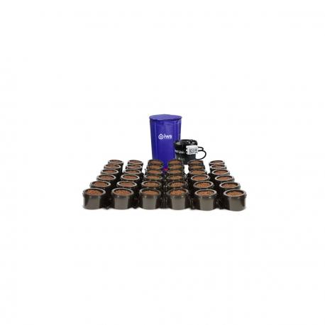 IWS - Flood & Drain Basic 36 pots - réservoir 400 litres