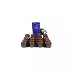 IWS - Flood & Drain Basic 24 pots - réservoir 250 litres