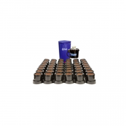 IWS - Flood & Drain Remote 48 pots - réservoir 400 litres