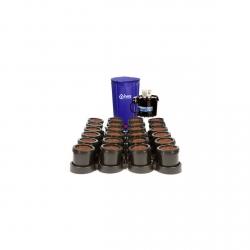 IWS - Flood & Drain Remote 24 pots - réservoir 250 litres