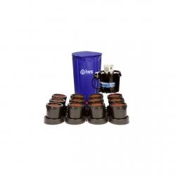 IWS - Flood & Drain Remote 12 pots - réservoir 250 litres