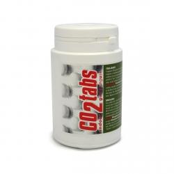 CO2 Tabs - boite de 60 pastilles