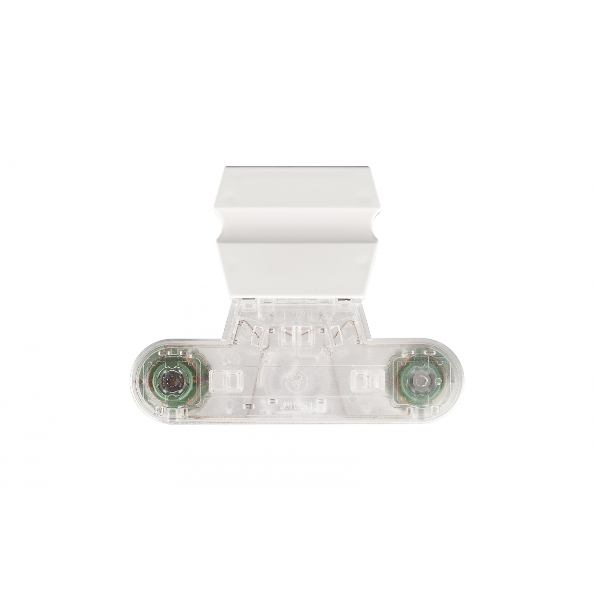 neon 2x58w interesting plafoniera stagna ip xw reattore. Black Bedroom Furniture Sets. Home Design Ideas