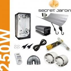 Pack Tente 250W Electro Darkroom - Digilight + Florastar