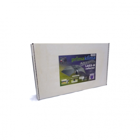 Réflecteur AZERWING Medium - Anodisé 86% - Prima Klima