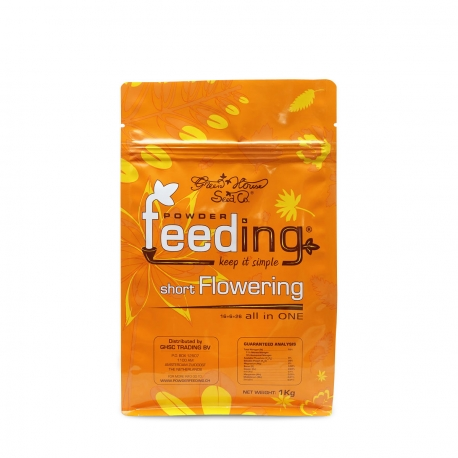POWDER FEEEDING - Short Flowering 125g