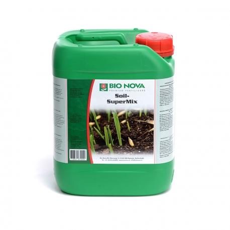 Soil SuperMix - 5 litres - Bio Nova