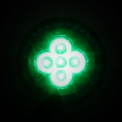 BIONIC SPOT - 15 W Green