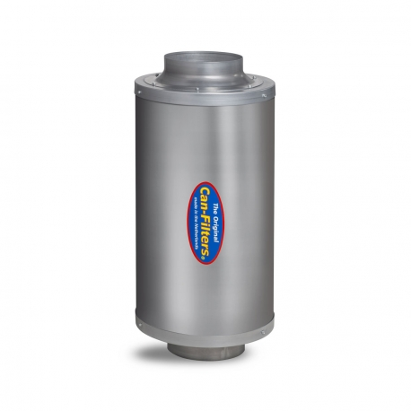 CAN FILTER IN-LINE FILTER - 1000 m³ - Diam 200