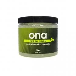ONA gel Fresh Linen 856gr