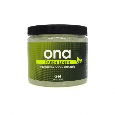 ONA gel Fresh Linen 856gr