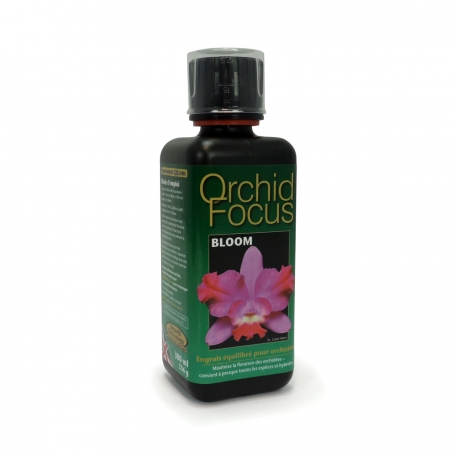 Orchid Focus Bloom 100ml - Growth Technology
