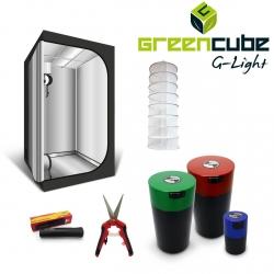 Pack séchage Greencube - filet 8 plateaux 60cm