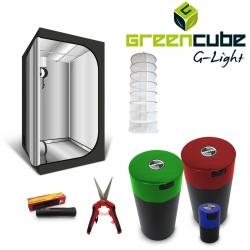 Pack séchage Greencube - filet 8 plateaux 90cm