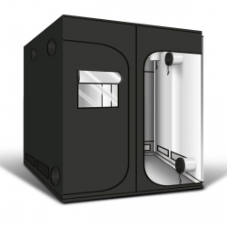 GREENCUBE - G-Pro+ Diamond 200x200x220 - Tubes 25mm - H 220 cm