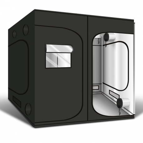 GREENCUBE - G-Pro+ Diamond 300x300x220 - Tubes 25mm - H 220 cm
