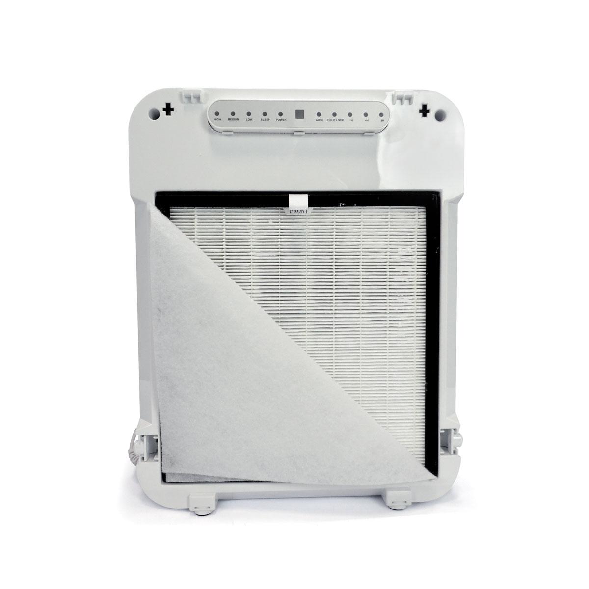 Purificateur d 39 air qlima a25 avec filtre hepa con u pour le traitemena - Purificateur d air poussiere ...