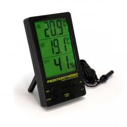 Thermomètre hygromètre d'intérieur Garden Highpro