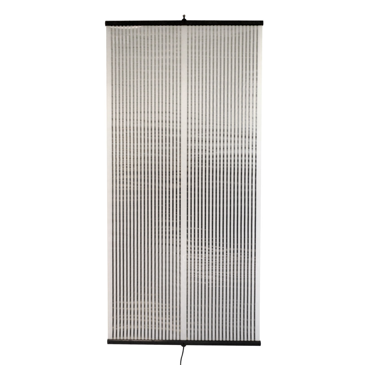 D cor chauffant 58 x 120cm ultra plat de 500w fixer sur for Chauffage radiant mural