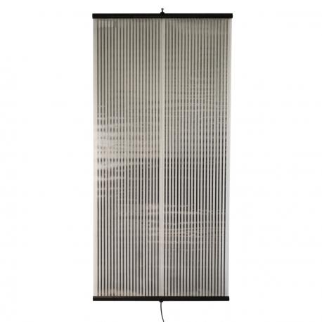 CHAUFFAGE RAYONNANT Ultra Plat - 500W - Transparent