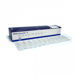 BOITE de 100 SERINGUES DE DOSAGE 2 ML