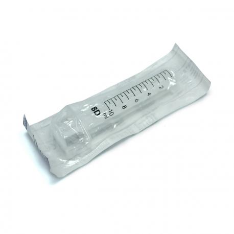 Seringue de dosage 10ml stérile - vendue à l'unité