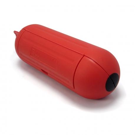 Boitier de protection électrique - rouge