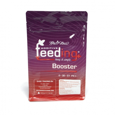 POWDER FEEDING - Additif - Booster 1Kg