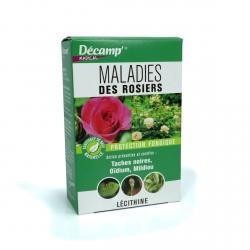 Traitemement fongique pour les rosiers Décamp Radical