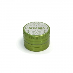 GRINDER GREENGO 2 PARTS 30 mm VERT