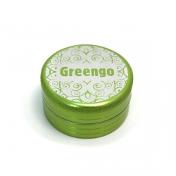 GRINDER GREENGO 2 PARTS 40 mm VERT