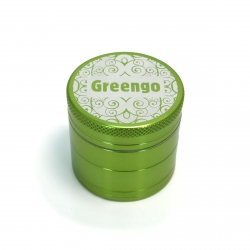 GRINDER GREENGO 4 PARTS 40 mm VERT