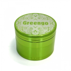 GRINDER GREENGO 4 PARTS 63 mm VERT