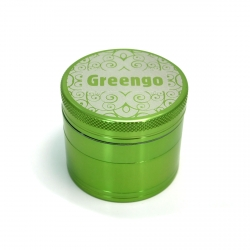 GRINDER GREENGO 4 PARTS 50 mm VERT