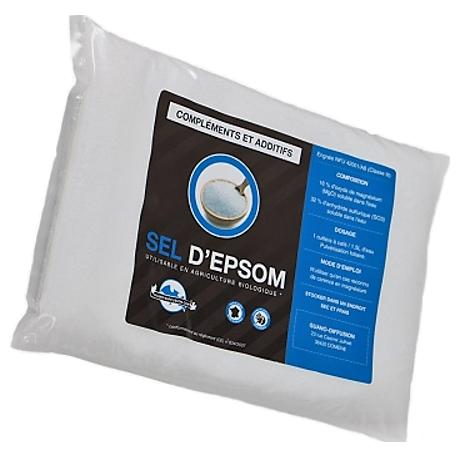 EPSOM SEL - EN SACHET 500G - UAB