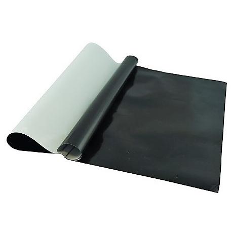 Bâche blanche/noire en rouleau de 100 mètres - Easygrow LTD