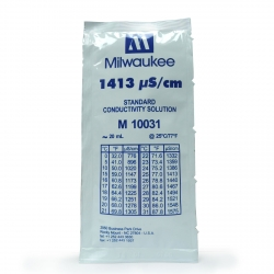 Solution EC 1.413 µS/cm - 20ml - Milwaukee