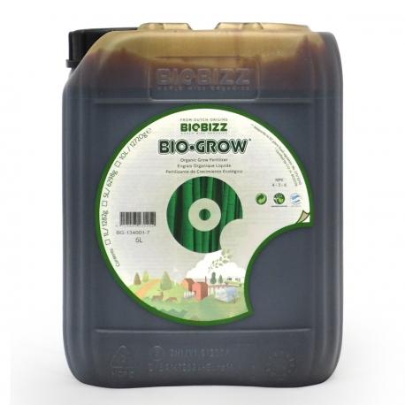 Engrais Bio.Grow 5 litres - croissance - BIOBIZZ