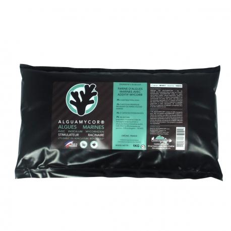 AlguaMycor poudre - sachet de 1kilo - Guano Diffusion