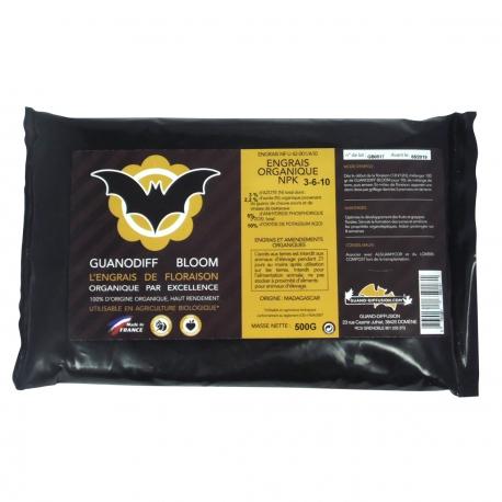 GuanoDiff Bloom - sachet de 500 gr - Guano Diffusion