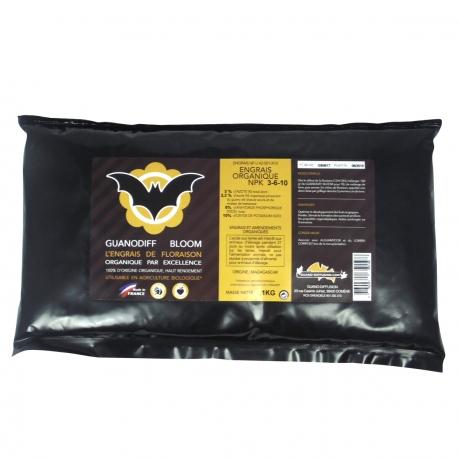 GuanoDiff Bloom - sachet 1 kilo - Guano Diffusion