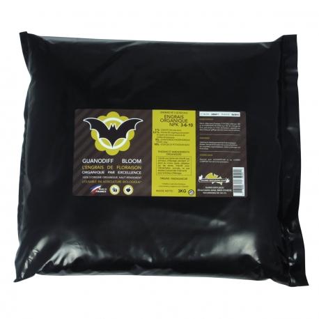 GuanoDiff Bloom - sachet 3 kilos - Guano Diffusion
