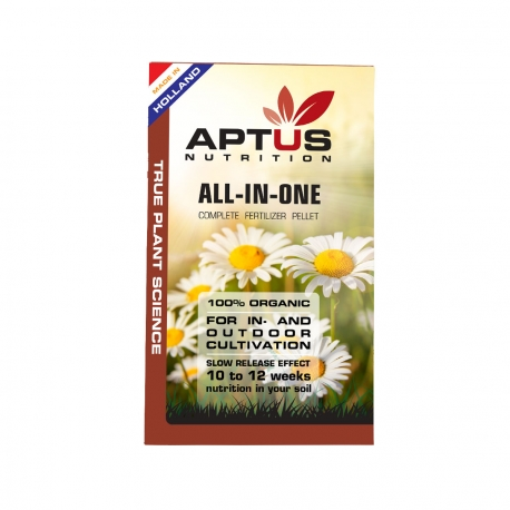 APTUS - ALL-IN-ONE PELLETS 100 G