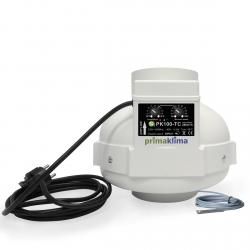 Extracteur Thermo-contrôlé 280m3/h - Ø 100mm - Prima Klima