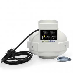Extracteur Thermo-contrôlé 400m3/h - Ø 125mm - Prima Klima