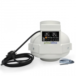 Extracteur Thermo-contrôlé 760m3/h - Ø 150mm - Prima Klima