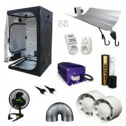 Pack Tente Electro 600W Lumatek - Probox 150